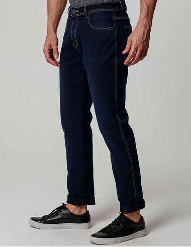 imagem de Calça Jeans Low Dark Marinho