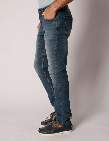 imagem de Calça Jeans Vintage Wash Índigo