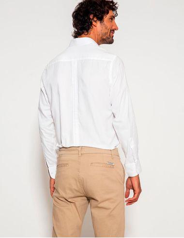 imagem de Camisa Cotton Blog Branco