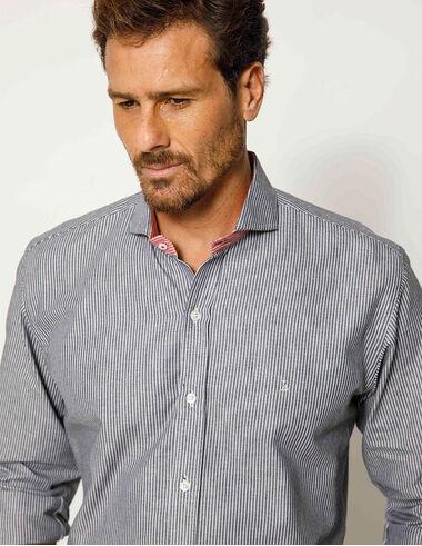 imagem de Camisa Don Juan Azul Marinho