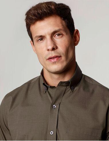 imagem de Camisa Fil a Fil Verona Verde Militar