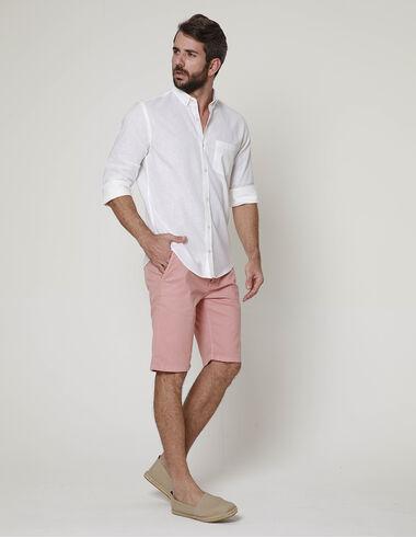 imagem de Camisa Linho Trancoso II Off White