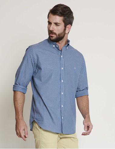 imagem de Camisa Matrix Azul Médio
