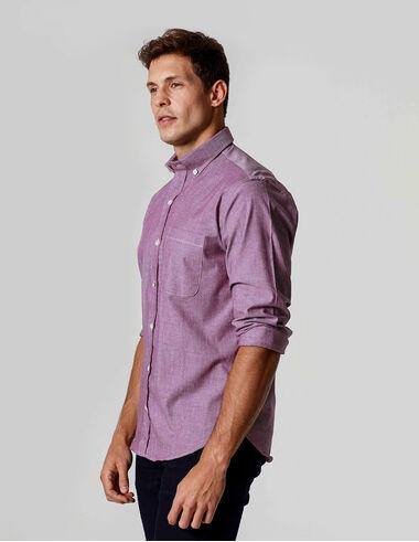 imagem de Camisa Ocean Breeze Vinho
