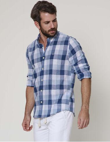 imagem de Camisa Shades Of Blue Azul