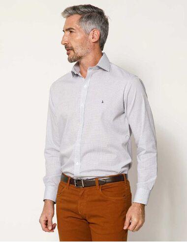 imagem de Camisa Soft Dubai Azul Marinho