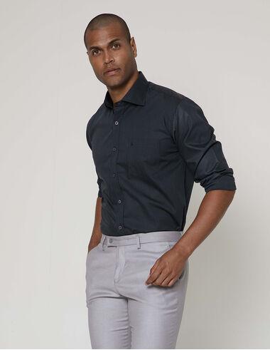 imagem de Camisa Stripes Duotone Preto