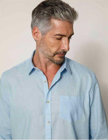 imagem de Camisa Trancoso Azul Celestial