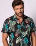 imagem do produto  Camisa Tropical Night