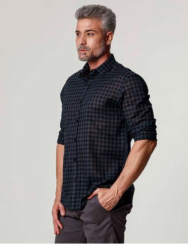 imagem de Camisa Vichy Newport Chumbo