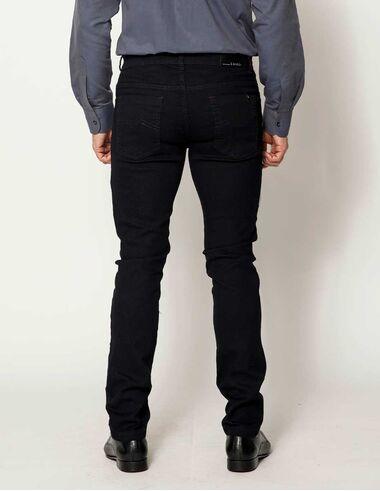 imagem de Calça Jeans Five Pockets Azul Marinho