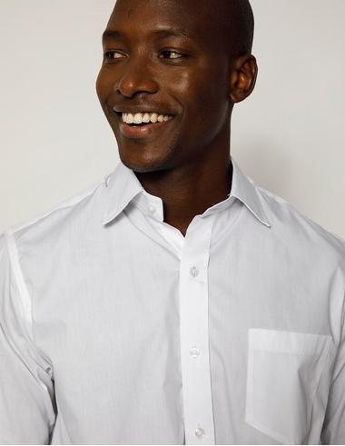 imagem de Camisa Tricoline FT Soho Colors Branco