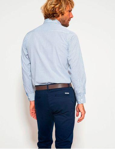 imagem de Camisa Soft Dubai Azul Médio