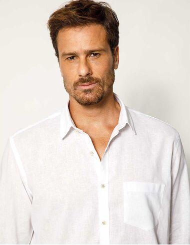 imagem de Camisa Trancoso Branco