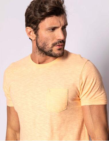 imagem de T-shirt Flamê Reativo Salmão