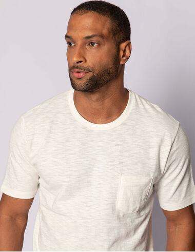 imagem de T-shirt Flamê Reativo Off White