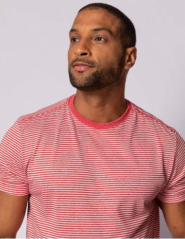 imagem de T-shirt FT Molinê Seaside Vermelho