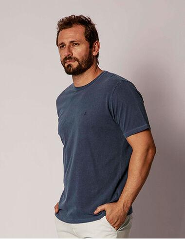 imagem de T-shirt Stone Básica Índigo