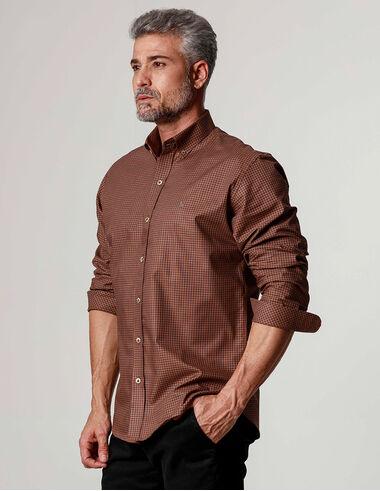 imagem de Camisa Crunch Caramelo