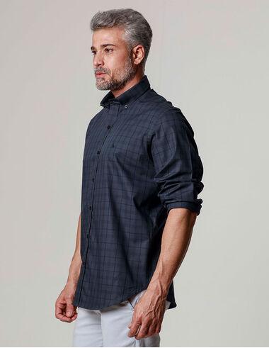 imagem de Camisa Tricoline San Diego Chumbo