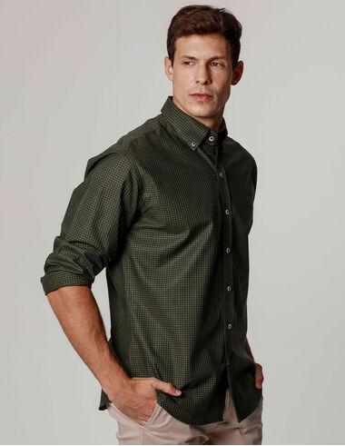 imagem de Camisa Crunch Verde