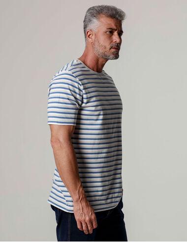 imagem de T-shirt FT Colorado Ice/Indigo/Off White