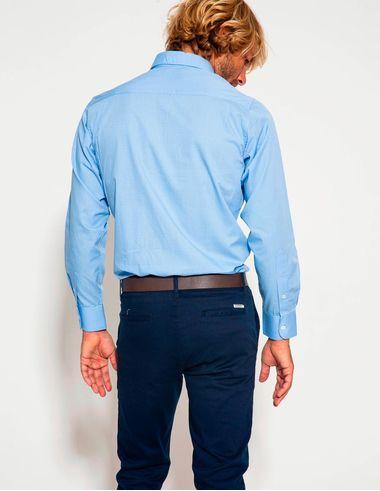 imagem de Camisa Soft Dubai Azul Claro