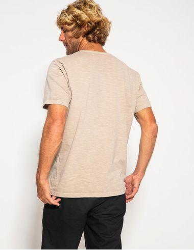 imagem de T-shirt Leão Stonada Creme