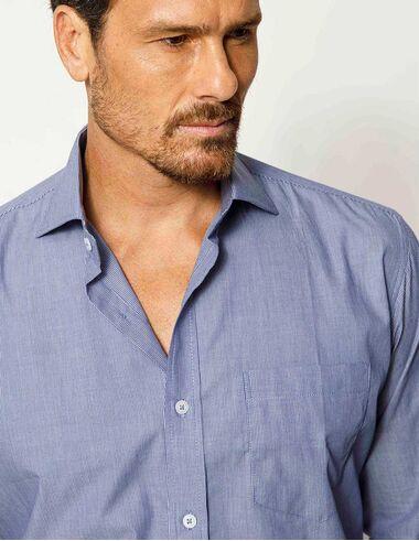 imagem de Camisa Toulon Azul