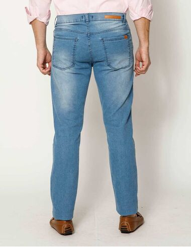 imagem de Calça Jeans Five Pockets Destroyer Light