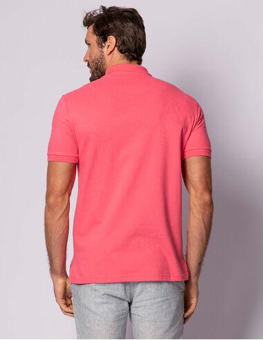imagem de Polo Slim Colors Rosa