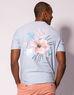 imagem do produto  T-shirt Aquarela Hibisco