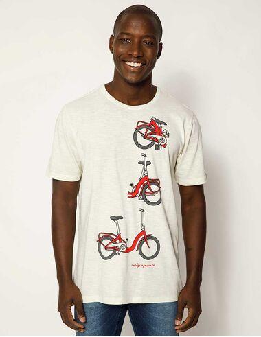 imagem de T-shirt Bicicleta Stonada