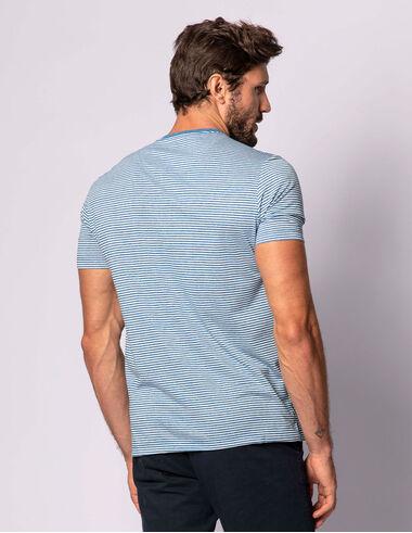 imagem de T-shirt FT Molinê Seaside Azul