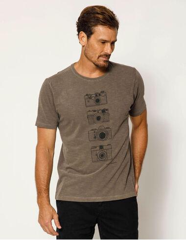imagem de T-shirt Máquina Stonada