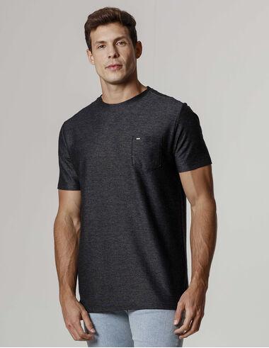 imagem de T-Shirt Marble Black