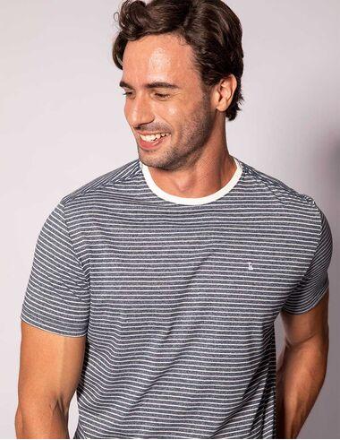 imagem de T-shirt Moliné Oceano Marinho