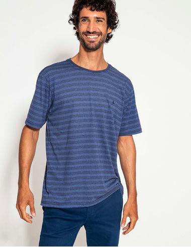 imagem de T-shirt Fila Stripes
