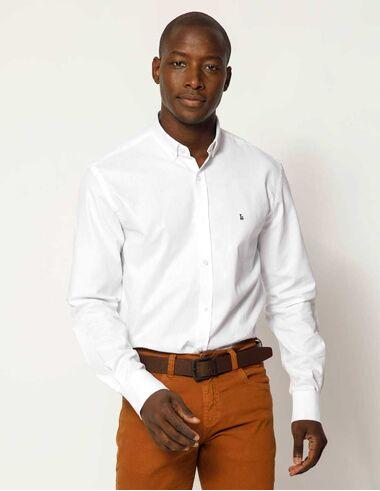 imagem de Camisa Oxford Slim
