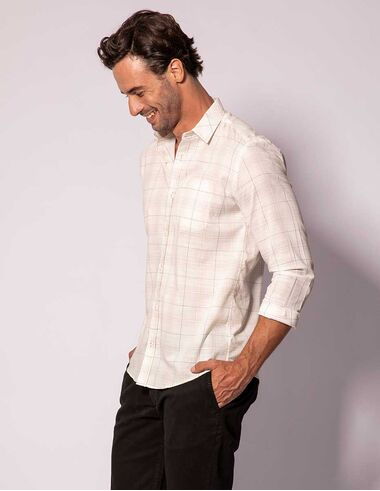 imagem de Camisa Tricoline Slub Goya