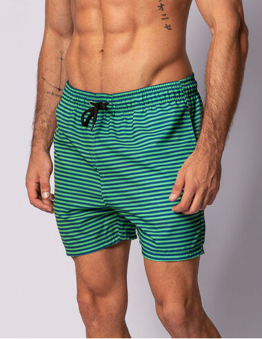 imagem de Short Navy Stripes