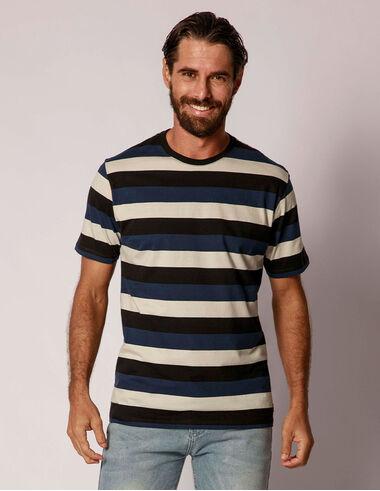 imagem de T-Shirt Fio Tinto Tritone