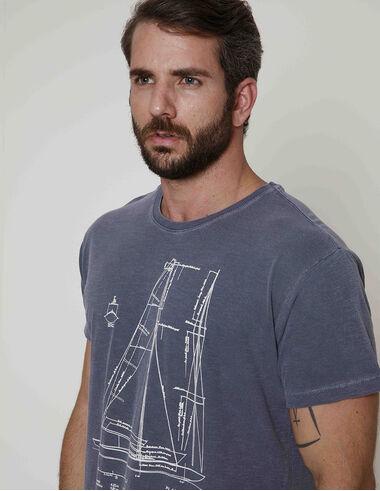 imagem de Tshirt Flamê Veleiro